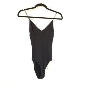 Lisakai V Body Suit in Black Size S/M